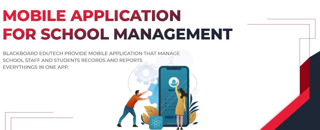 Mobile Application For School Management